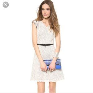 Rebecca Taylor Tweed Dress 4
